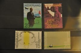 NEDERLAND 1971 NVPH 992-95 ++ P 011