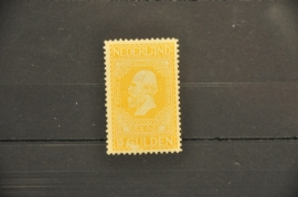 NEDERLAND 1913 NVPH 100 POSTFRIS ++ P 232
