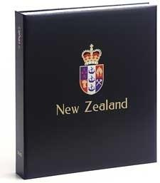DAVO LUXE ALBUM NIEUW-ZEELAND DEEL I 1855-1967