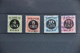 1924 PORT P65-68 GESTEMPELD ++ P 267