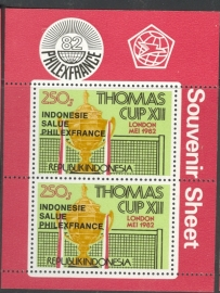 Blokken postfris 50-99