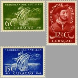 Postfris/Plak(rest) 1949-1959