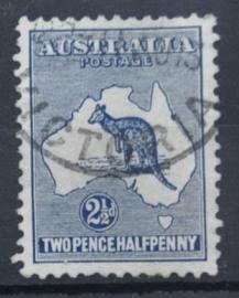 1913 MCHL 7 WM 2 KANGAROO ++ M 030