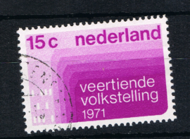 NEDERLAND 1971 NVPH 984 GEBRUIKT ++ L 594