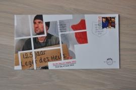 NEDERLAND NVPH FDC E646 LEGER DES HEILS