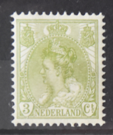 NEDERLAND 1900 NVPH 57 POSTFRIS ++ Q 272