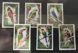 CURACAO 2020 VOGELS BIRDS