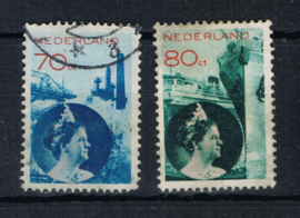 NEDERLAND 1931 NVPH 236-37 GEBRUIKT ++ L 470