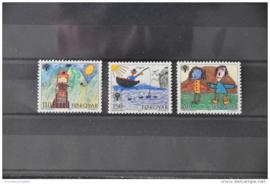 FAROËR 1979 MICHEL SERIE 45 KIND CHILD ++ J 112