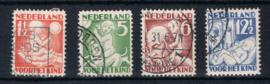 NEDERLAND 1930 NVPH 232-35 GEBRUIKT ++ L 468