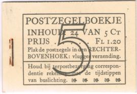 POSTZEGELBOEKJE 1941  PZB PZ 50N POSTFRIS ++ C 308