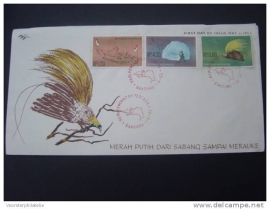 1963 FDC ZBL 395-97