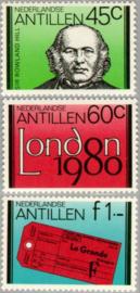 ANTILLEN 1980 NVPH SERIE 656