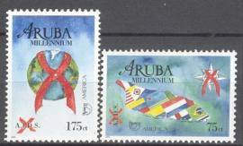 ARUBA 2000 NVPH SERIE 247 UPAEP