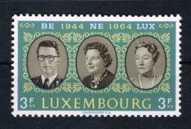 Luxemburg 1964   ++ Lux008