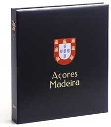 DAVO LUXE ALBUM AZOREN/MADEIRA DEEL I 1980-1995