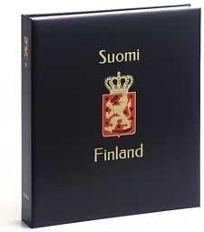 DAVO LUXE ALBUM FINLAND SUOMI DEEL IV 2012-2019