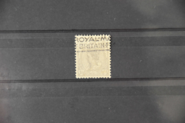 NEDERLAND 1922 NVPH 81 GESTEMPELD ++ A 431