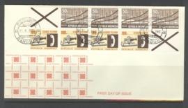INDONESIË 1978 FDC PB 3B