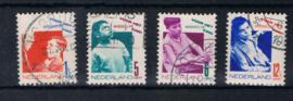 NEDERLAND 1931 NVPH 240-43 GEBRUIKT ++ L 473