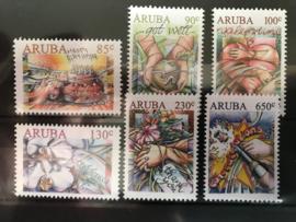 ARUBA 2018 SERIE GROETEN ++ S 304