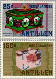 ANTILLEN 1980 NVPH SERIE 652