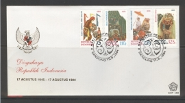 INDONESIË 1984 FDC 159