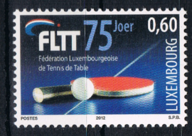 Luxemburg 2012  ++ Lux 128 radio sport tafeltennis