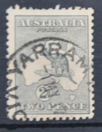 1915 MCHL 41 WM 4 KANGAROO ++ M 032