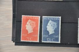 1948 NVPH 274-275  ++ M 027