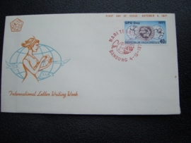 1971 FDC ZBL 704