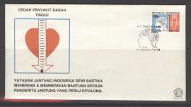 INDONESIË 1978 FDC 49