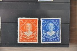 1948 NVPH 276-277  ++ M 027
