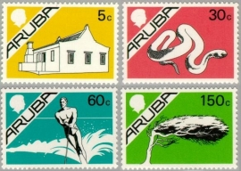 ARUBA 1986 NVPH SERIE 05