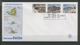ANTILLEN 1977 FDC E107 TOERISME