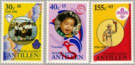 ANTILLEN 1990 NVPH SERIE 941