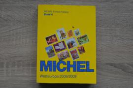 OVERJARIGE MICHEL CATALOGUS DEEL 6 WEST EUROPA 2008/09