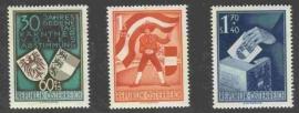 OOSTENRIJK 1950 ANK 964-66