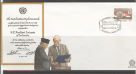 INDONESIË FDC SHP 1990-8