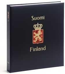 DAVO LUXE ALBUM FINLAND SUOMI DEEL I 1856-1979