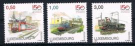 Luxemburg 2009   ++ Lux 111 trein train