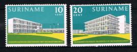 SURINAME POSTFRIS NVPH 388-89