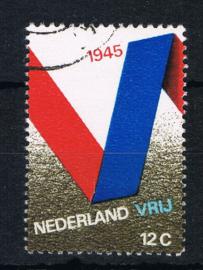 NEDERLAND 1970 NVPH 970 GEBRUIKT ++ L 589