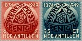 ANTILLEN 1949 NVPH SERIE 209 UPU