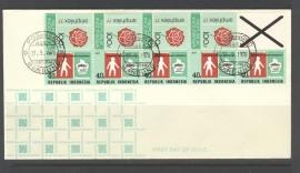 INDONESIË 1978 FDC PB 4A