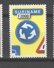 REP. SURINAME 2000 ZBL SERIE 1082