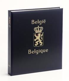 DAVO LUXE ALBUM BELGISCH CONGO DEEL I 1886-1961