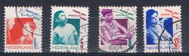 NEDERLAND 1931 NVPH 240-43 GEBRUIKT ++ L 557-1