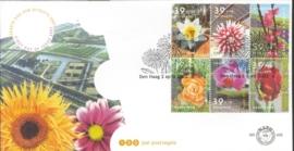 NEDERLAND NVPH FDC E456 BLOEMEN FLOWERS