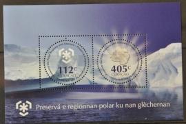 NVPH 43 ARCTICS POLEN GLETSJER GLACIERS